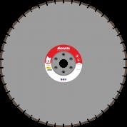 Адель Диск для стенорезных машин WSF 300 /40x4,5x12/ 46 сегм от 30 кВт Ø800