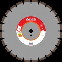 Адель Диск универсальный AF 710 /40x3,2x10/ 24 сегм до 10 кВт Ø400