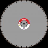 Адель Диск по железобетону ЖБ 10 /40x4,5x10/ 56 сегм до 10 кВт Ø1000