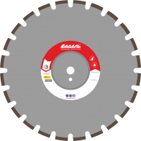 Адель Диск по железобетону ЖБ 30 /40x5,0x12/ 24 сегм от 11 кВт Ø450