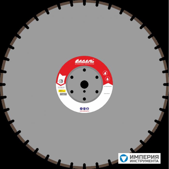 Адель Диск по железобетону ЖБ 30 /40x4,5x12/ 40 сегм от 11 кВт Ø700