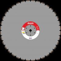 Адель Диск по железобетону ЖБ 30 /40x4,5x12/ 36 сегм от 11 кВт Ø800