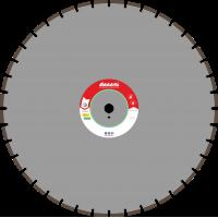 Адель Диск для стенорезных машин WSF 700 /40x3,6x12/ 40 сегм до 10 кВт Ø700