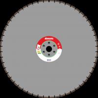 Адель Диск для стенорезных машин WSF 700 /40x4,5x12/ 54 сегм до 10 кВт Ø900
