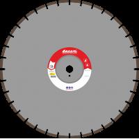Адель Диск для стенорезных машин WSF 510 /40x5,0x12/ 36 сегм до 45 кВт Ø600