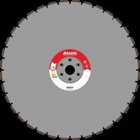 Адель Диск для стенорезных машин WSF 510 /50x4,5x12/ 36 сегм до 45 кВт Ø800