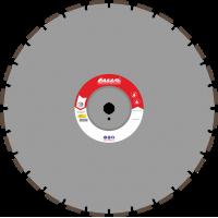 Адель Диск для стенорезных машин WSF 300 /40x4,5x12/ 28 сегм от 30 кВт Ø600