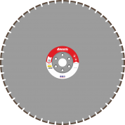 Адель Диск для стенорезных машин WSF 300 /40x4,5x12/ 54 сегм от 30 кВт Ø900