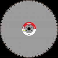 Адель Диск по сверхсильному армированию WSF 100 /40x4,5x12/ 56 сегм от 20 кВт Ø1000