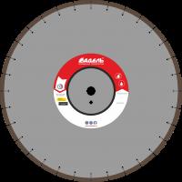 Адель Диск по асфальту А 25 /40x5,0x10/ 32 сегм до 25 кВт Ø450