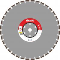 Адель Диск по асфальту А 25 /40x5,0x10/ 36 сегм до 25 кВт Ø600