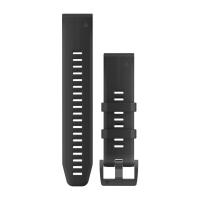 Ремешок сменный (уретан) черный Garmin QuickFit 22 мм