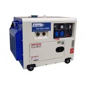 Дизельный сварочный генератор ТСС DGW-200ES
