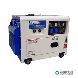 ТСС (TSS) DGW-200ES Дизельный сварочный генератор