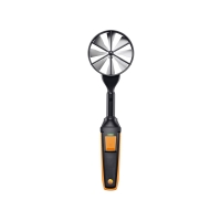 Высокоточный зонд-крыльчатка Testo D 100 мм с Bluetooth, включая сенсор температуры