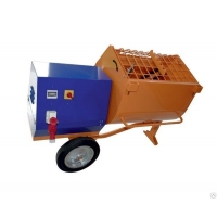 Лебедянь Растворосмеситель РН-80 80 л, 1,5 кВт, 380 В, 39,2 об/мин