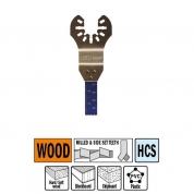 Погружное пильное полотно 10 мм для древесины CMT OMM01-X1