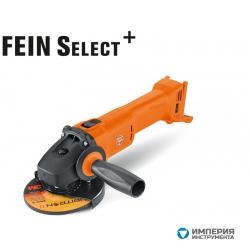 Машина шлифовальная угловая Fein CCG 18-115 BL Select
