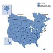 Карта Garmin Navteq City Navigator: North America