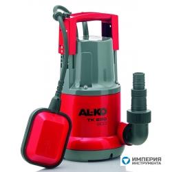 Насос погружной для чистой воды AL-KO TK 250 Eco