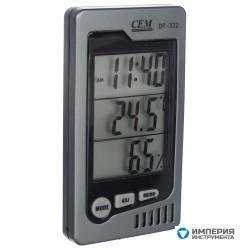Цифровой термогигрометр CEM(СЕМ) DT-322