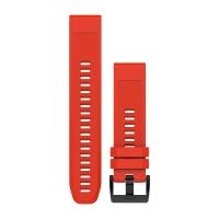 Ремешок сменный (уретан) красный Garmin QuickFit 22 мм