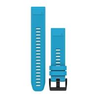 Ремешок сменный (уретан) синий Garmin QuickFit 22 мм