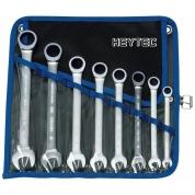 Набор комбинированных трещоточных ключей Heyco HE-50720600180