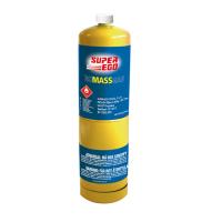 """Газовый баллончик Super-Ego ROMASSGAS US 1"""" 1 л со смесью MAPP"""