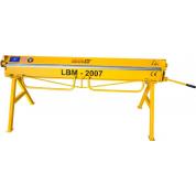 MetalMaster LBM 2007 Станок листогибочный ручной