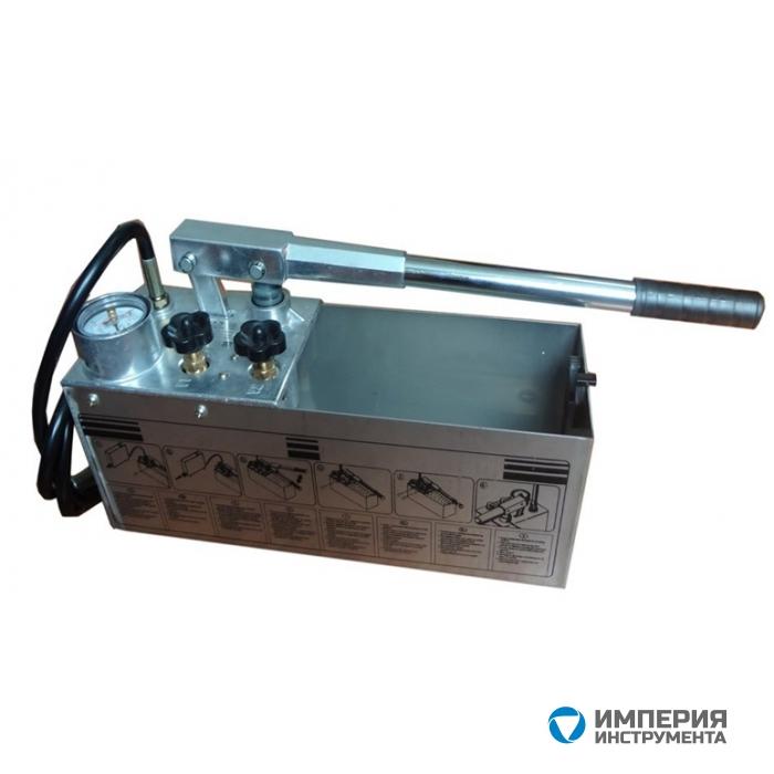 Ручной опрессовщик Zitrek RP-50 (10 л., 0-50 атм., 9кг)