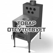 МИСТЕР ХИТ (Mister Heat) Уголек-Э22 Печь-буржуйка