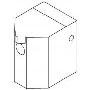 Угловая насадка Dohle V8 для ExOn 1A, ExOn 1