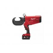 Аккумуляторный гидравлический инструмент для обжима кабеля Milwaukee Force Logic M18 M18 HCCT109/42-522C