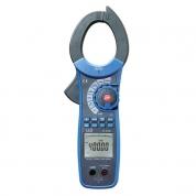 CEM(СЕМ) DT-3352 Профессиональные токовые клещи для измерения постоянного, переменного тока и с измерителем мощности