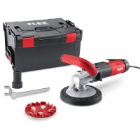 Шлифовальная машина для строительства и ремонта Flex LD 15-10 125 + шлифовальный круг Estrich-Jet
