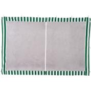 Стенка зеленая с москитной сеткой Green Glade 4130