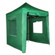 Тент садовый S6.5, 2x2м зеленый Helex 4220