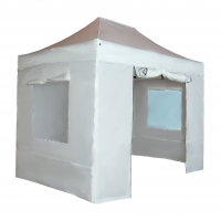 Тент садовый S6.4, 3x2м белый Helex 4320