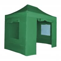 Тент садовый S6.4, 3x2м зеленый Helex  4321 Т