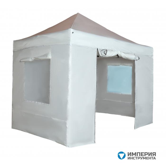 Тент садовый S8.1, 3x3м белый Helex 4330