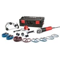 Ленточная шлифовальная машина TRINOXFLEX Flex BRE 8-4 INOX Set 230/CEE