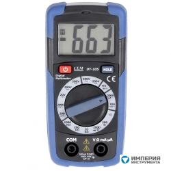 Цифровой тестер, мультиметр CEM(СЕМ) DT-105