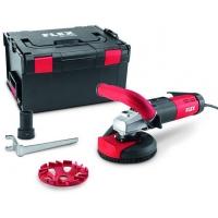 Шлифовальная машина для санационных работ Flex LDE 15-10 125 R, Kit E-Jet