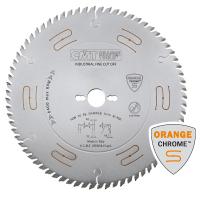 Малошумный пильный диск с переменными зубьями с покрытием ХРОМ CMT 285.660.10M