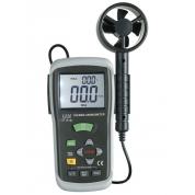 Измеритель скорости воздуха и температуры CEM(СЕМ) DT-618