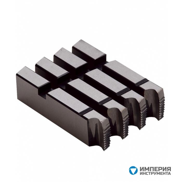"""Ножи резьбонарезные Virax BSPT 2.1/2- 4"""" правая"""