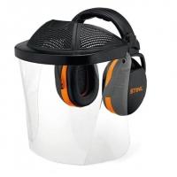 Защита лица и слуха Stihl с пластиковым щитком