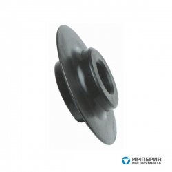 HURNER Отрезной ролик 51 x 11 для трубореза, размеры 1 и 2 для пластмассовых и композитных труб