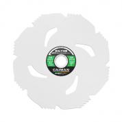 Диск 8-лопастной диск Caiman Octagon 255/25,4/1,40